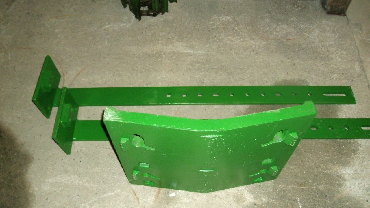 Treml Repair And Implement Parts Page John Deere 420 Wiring Diagram Front Weight Brackets Starter Frames Part Number Ar46289 The Has A Of 44350